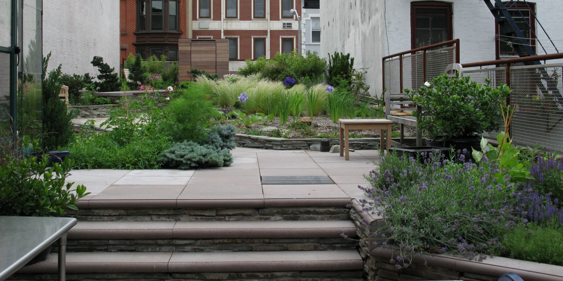 Roof gardens archives cynthia gillis garden design for Garden design brooklyn