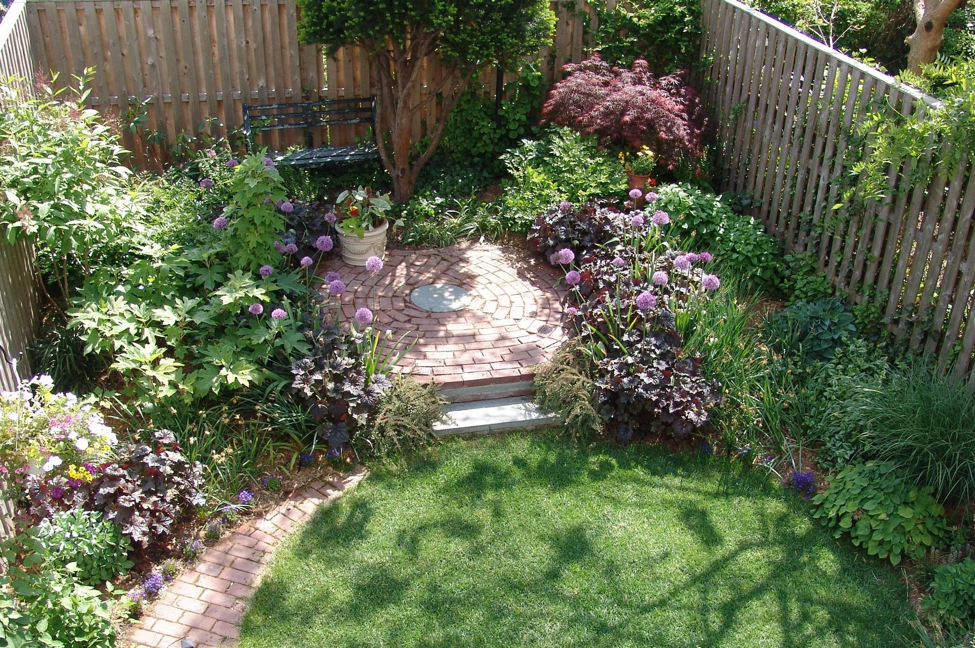 Townhouse gardens archives cynthia gillis garden design for Garden design brooklyn